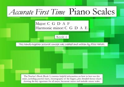 Major: C, G, D, A, F Harmonic minor: C, G, D, A, E